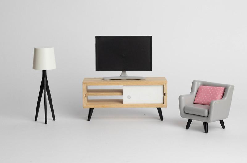 Televisie set