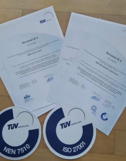 Drie tips voor uw ISO 27001 en NEN 7510 certificering
