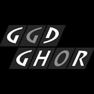 Logo GGD GHOR